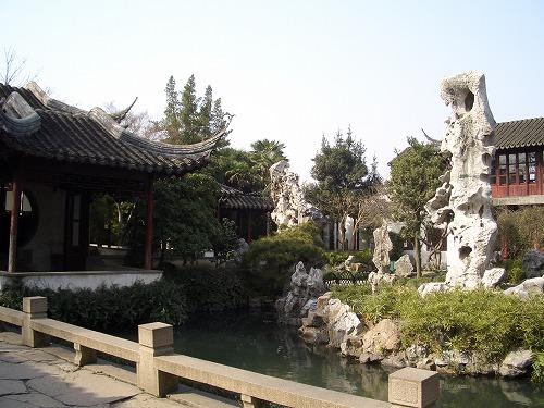 中国・蘇州にある留園