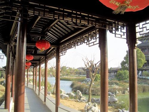 中国・蘇州にある盤門