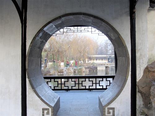 中国・蘇州にある拙政園
