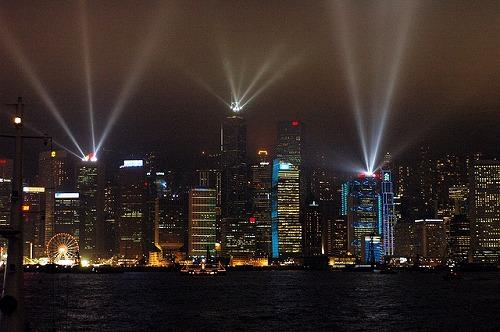 香港のシンフォニーオブライツ