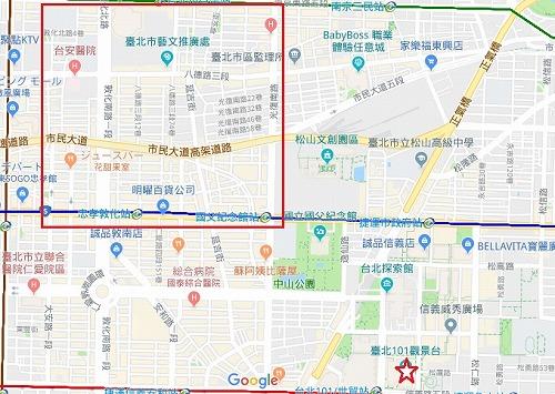 台北でカウントダウンを楽しむためのおすすめのホテルの場所