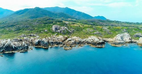 鹿児島県の徳之島