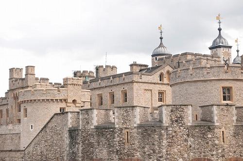 イギリス・ロンドンのロンドン塔