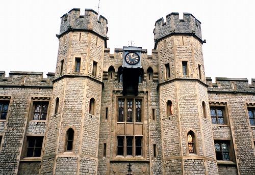 イギリス・ロンドンのロンドン塔のジュエル・ハウス