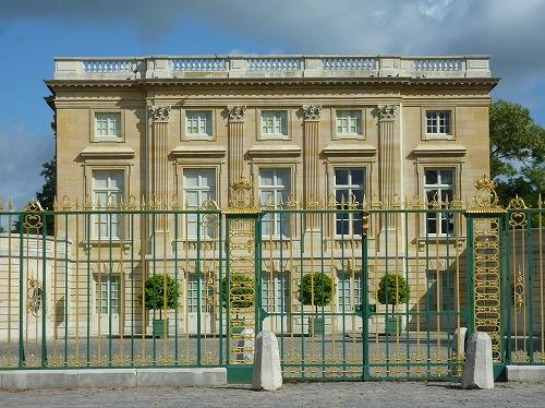 フランス・ベルサイユ宮殿のプチ・トリアノン