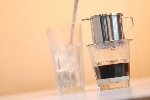 ベトナムコーヒー(アイス)