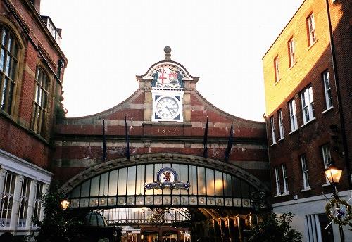 イギリスのウィンザーにあるウィンザー・ロイヤル駅