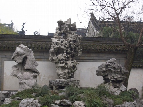 中国・上海の豫園の玉玲瓏